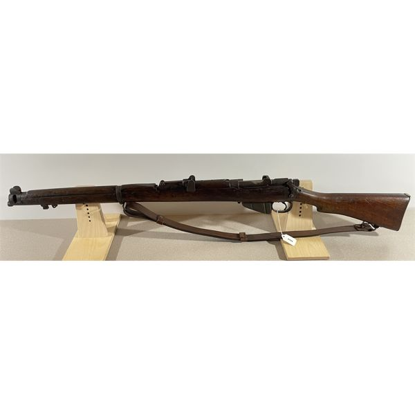 BSA ENFIELD MK III *  IN .303 - DEACTIVATED (BORE PLUGGED)