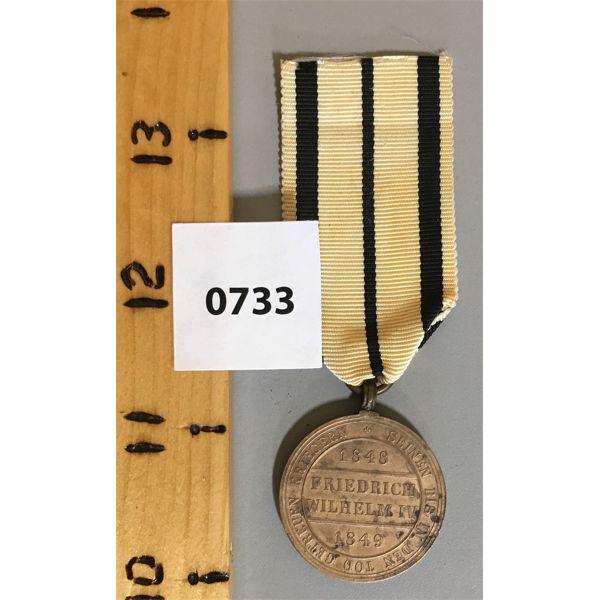 1843 / 49 MEDAL
