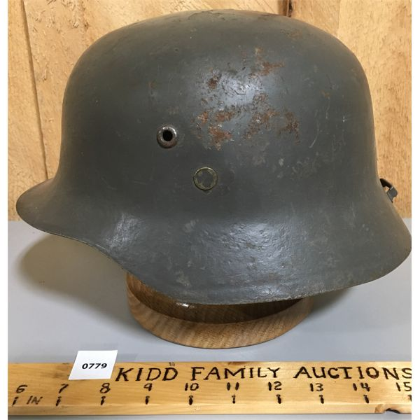 FINLAND M/38 HELMET - MADE IN HUNGARY