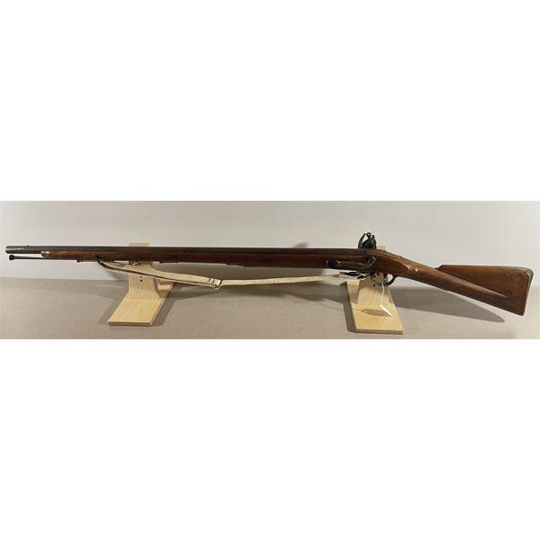 BROWN BESS PAT 1809 IN .75 FL - ANTIQUE CLASS