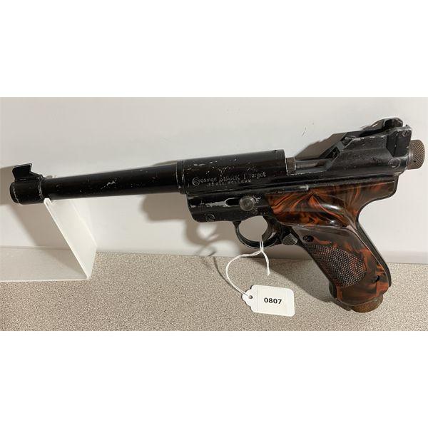 CROSMAN MARK 1 TARGET IN .22 CAL PELLET GUN - NO PAL REQUIRED