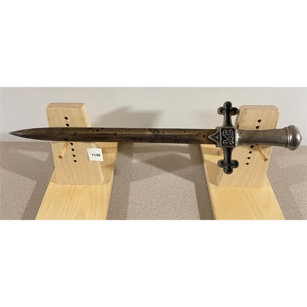 BRITISH PATTERN 1895 MK. II BUGLER'S SWORD