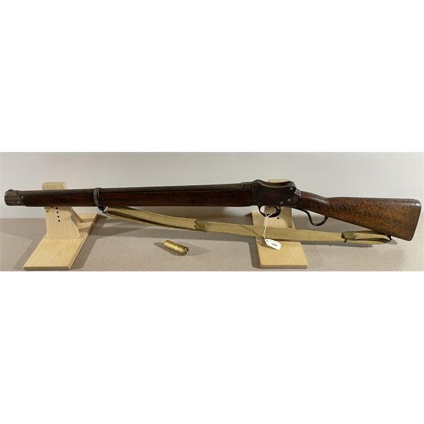 WW GREENER EG MARK III POLICE SHOTGUN IN 14 GA - NON RESTRICTED CLASS