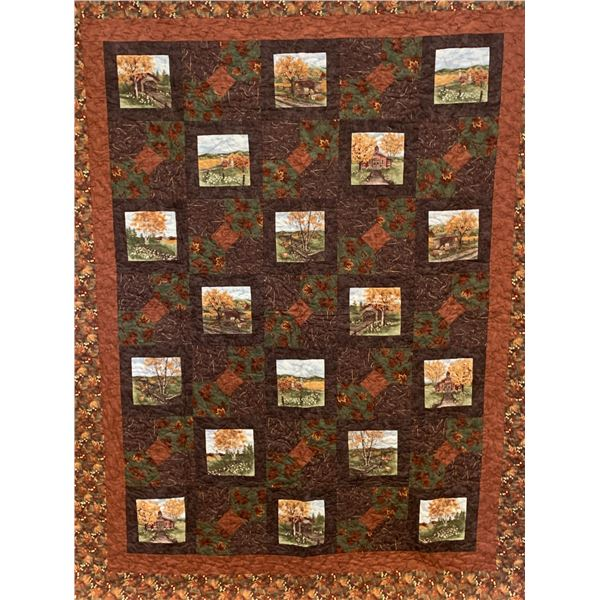 Keith's Quilt