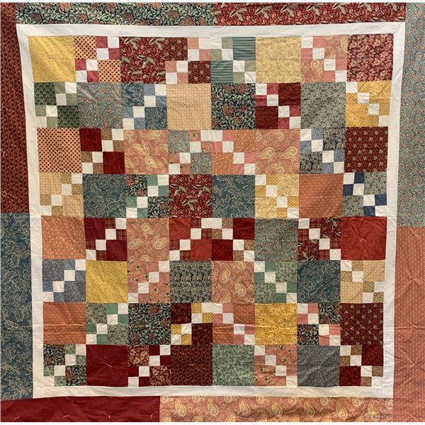 Rustic Squares