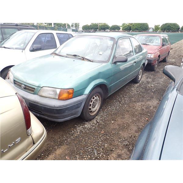 1995 Toyota Tercel