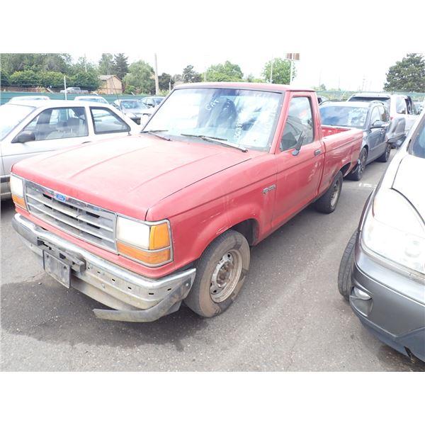 1989 Ford Ranger