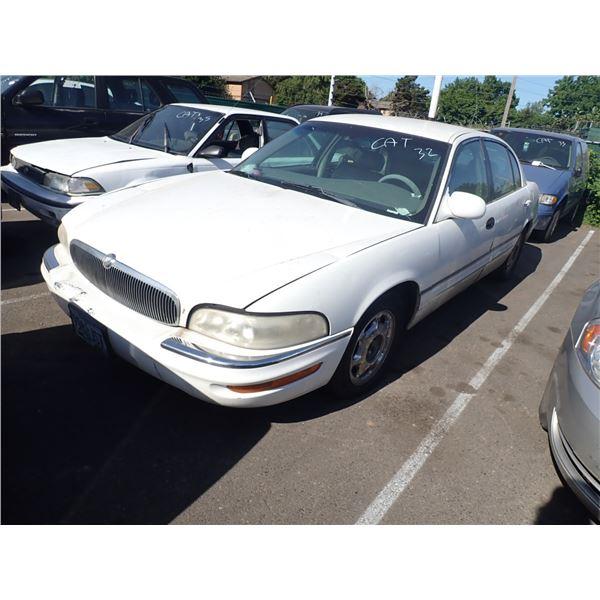 1999 Buick Park Avenue