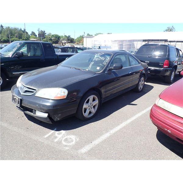 2001 Acura 3.2 CL Type S