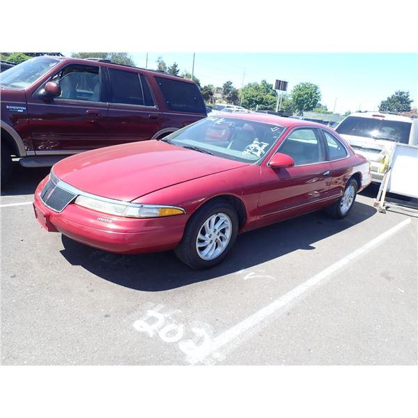 1995 Lincoln Mark VII