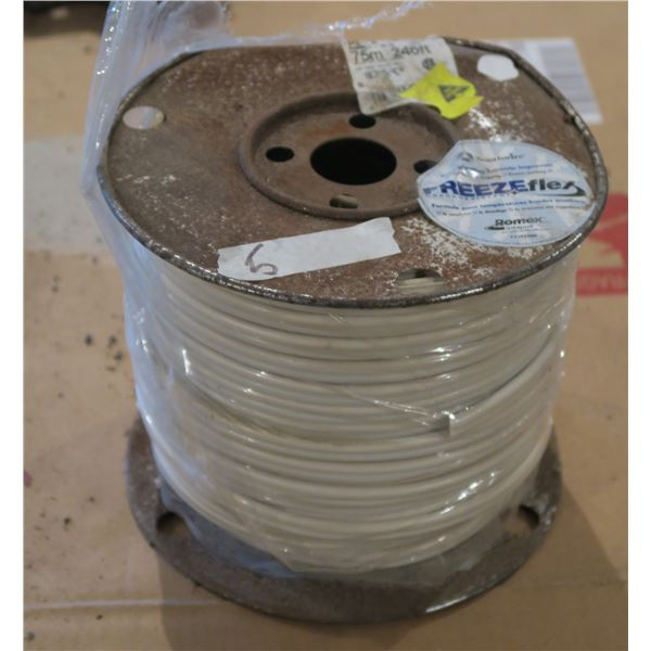 120v Grounded Wire