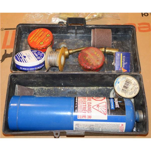 Propane Torch/ Soldering Kit