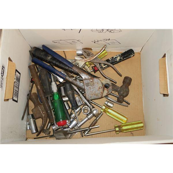Lot misc. Tools