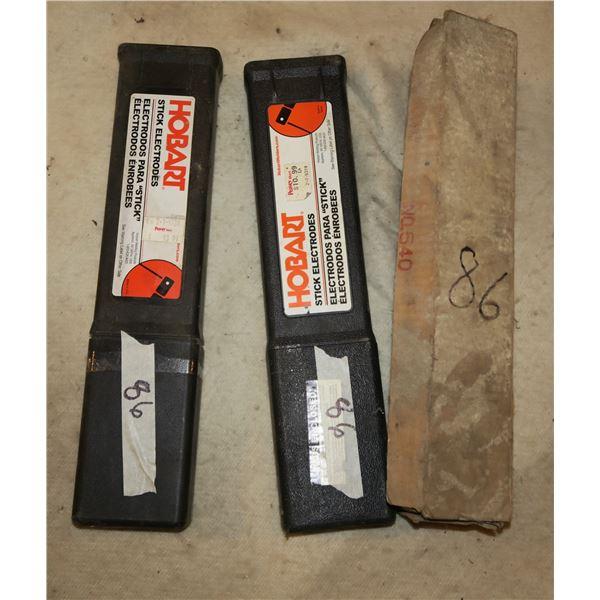 Lot welding & Brazing rods
