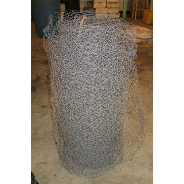 Roll of Chicken Wire ~4ft