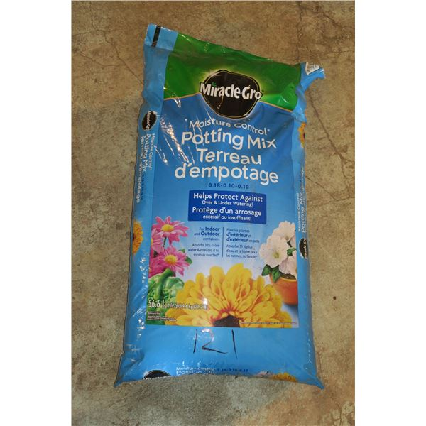 Bag Potting Soil