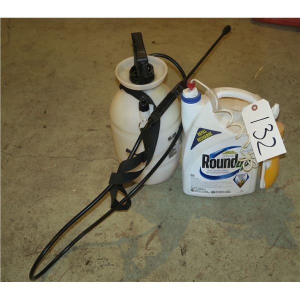 Sprayer & Chemical