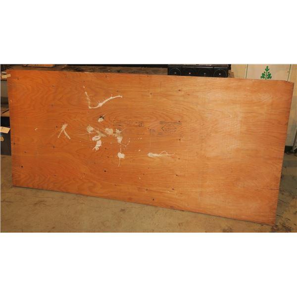 "44""×96""3/8 Plywood"