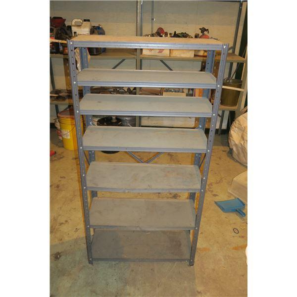 """Metal Shelf 59""""×30""""×12"""""""