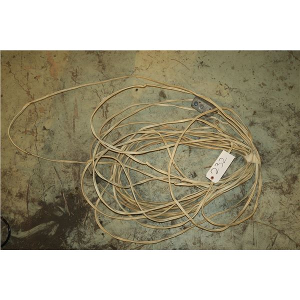 Lot Electrical Wire+Outlet box
