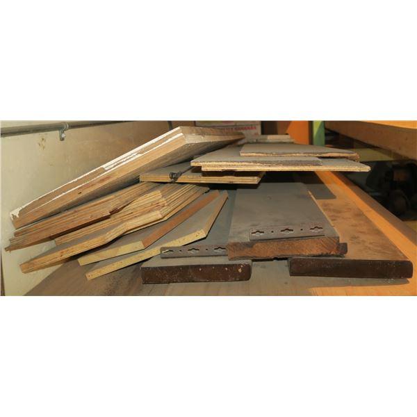 Lot Scrap Wood,