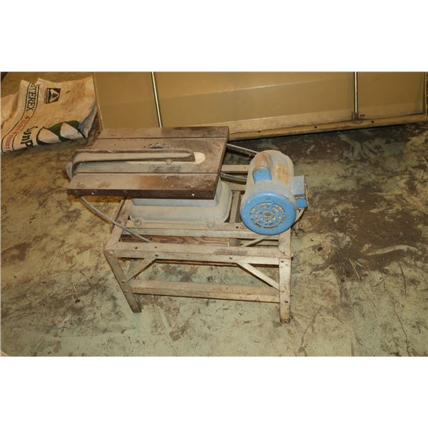 """Small Table Saw, Table 13""""×18"""""""