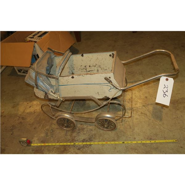 Toy Baby Carriage