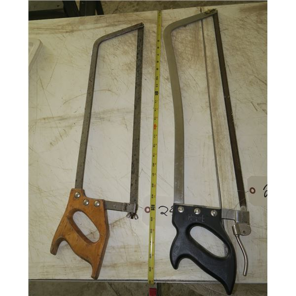 2 Meat Saws