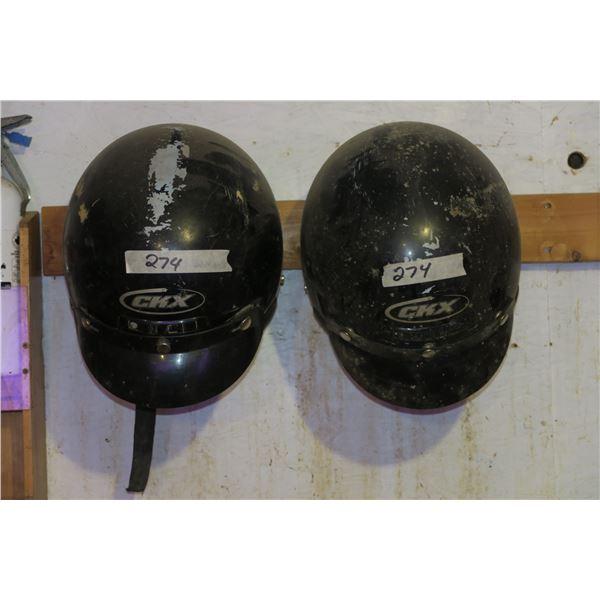2 XL ATV Helmets