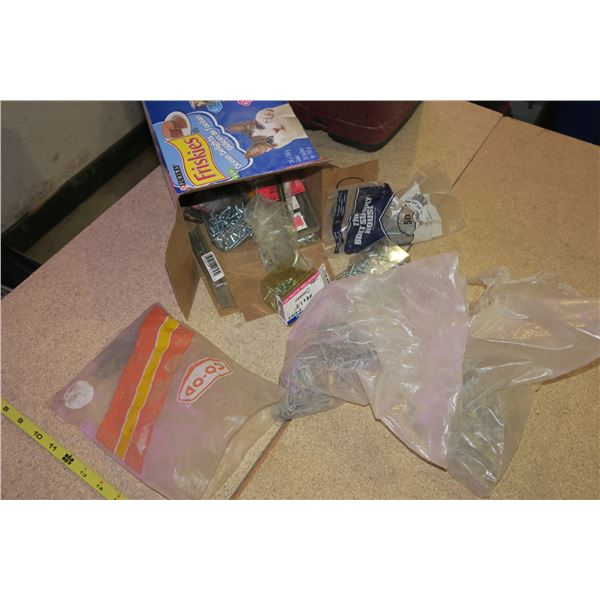 Lot of Fasteners