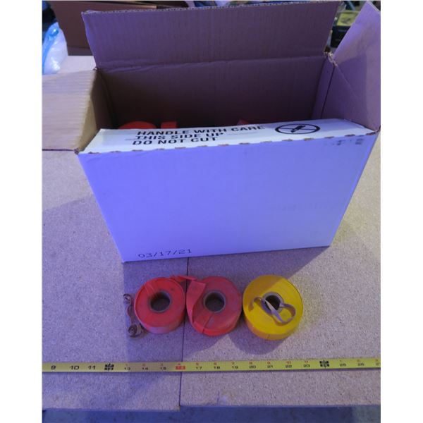 Lot of Flagging Tape