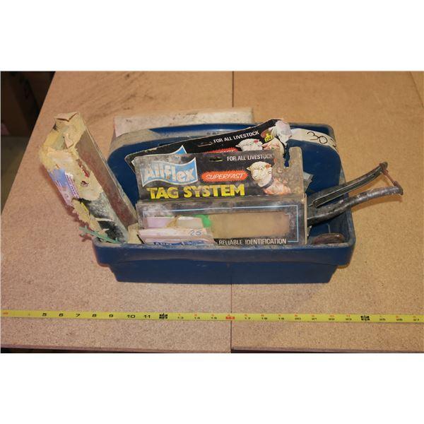 Livestock Tagging Equipment & Vet Supplies