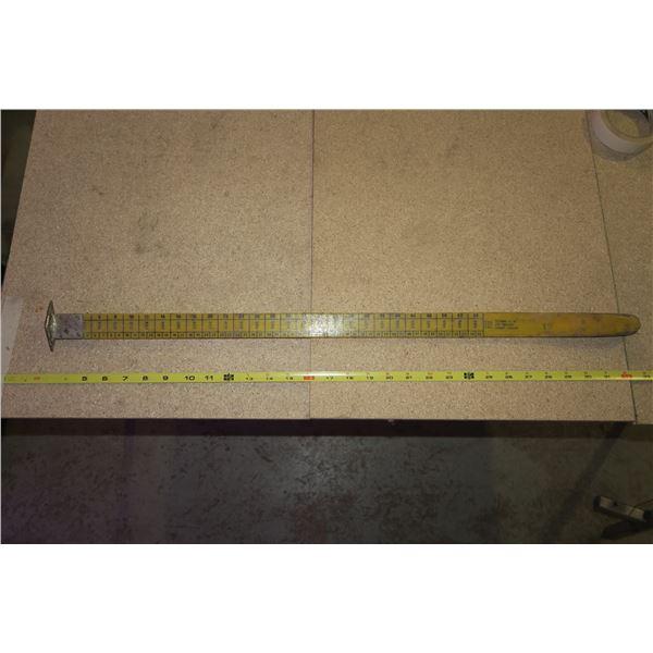 Tree Measuring Stick