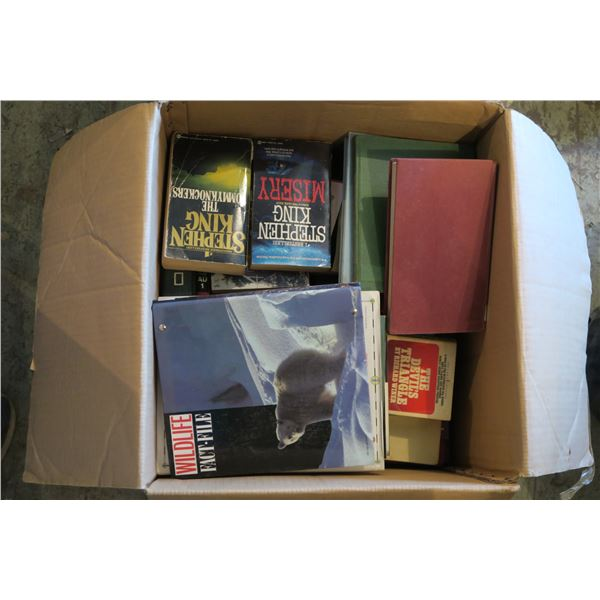 Large Lot books & Novels