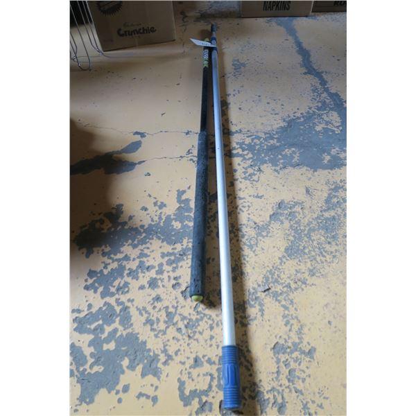 2 Telescopic Painting Poles