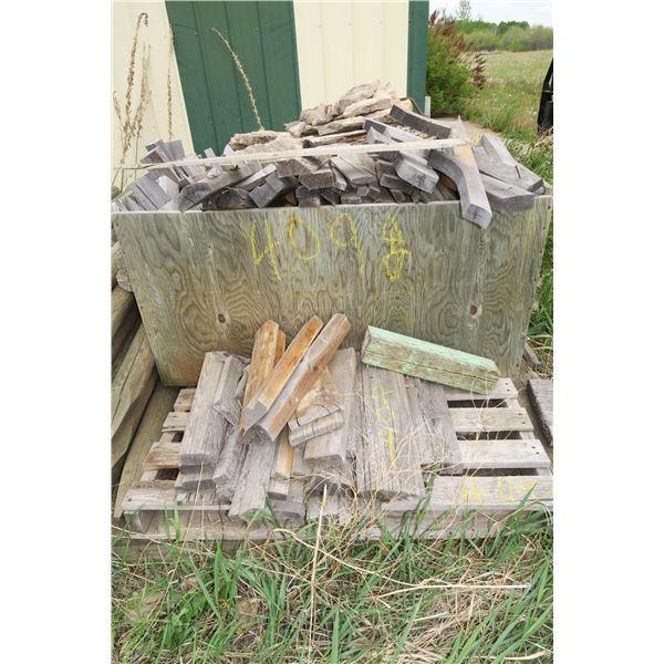Large Lot Scrap Lumber