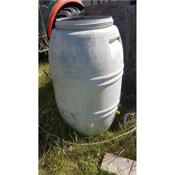 Barrel, 50 gal?