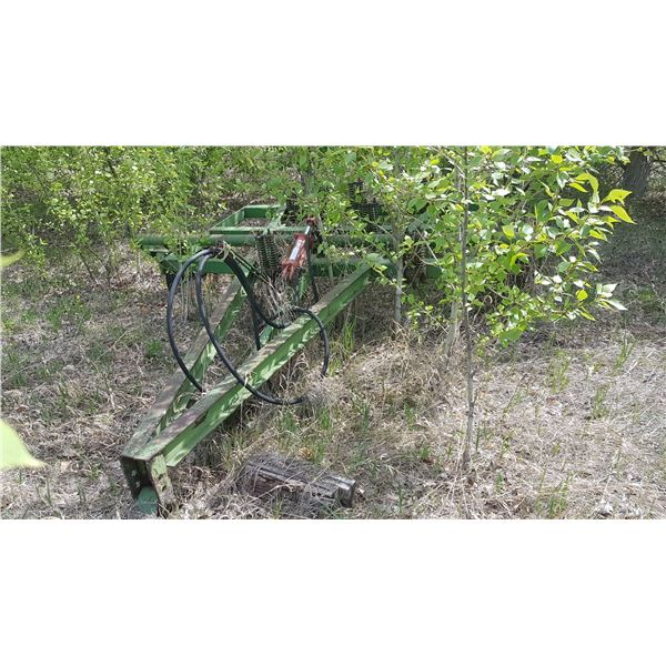 "Cultivator 93"" wide"