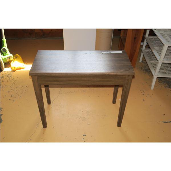 "Piano Bench 12""×22""×26"""