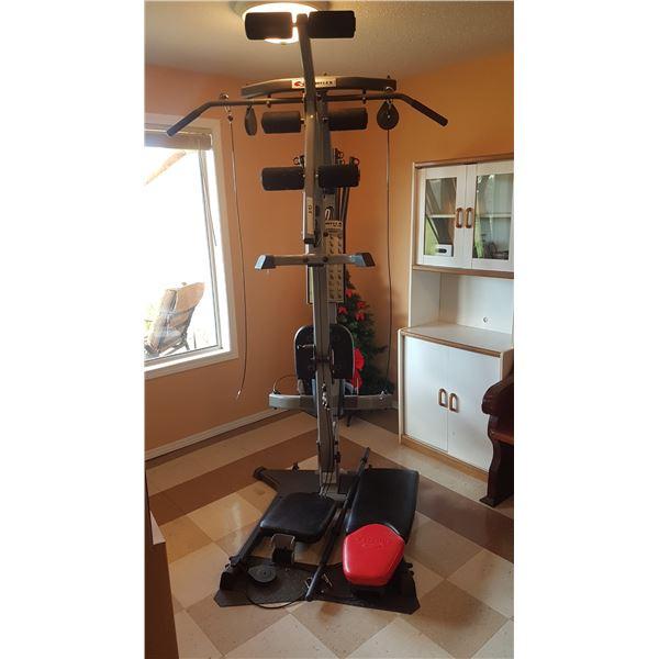 Bow flex Home Gym