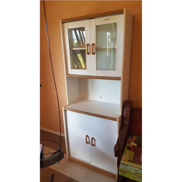 Cabinet & Shelf (Minor Damage)