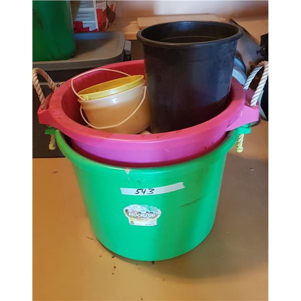 Gardening Tubs & Pails & Planters