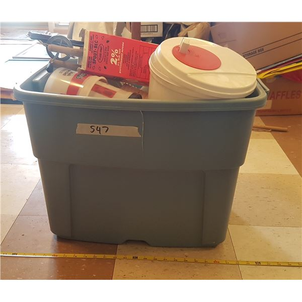 Tub & Plastic Containers & Kitchenware