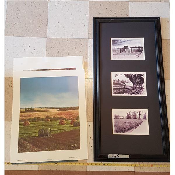 Wall - Hanging & Prints