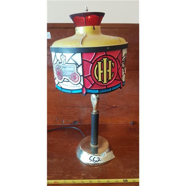McCormick Deering / IHC Lamp
