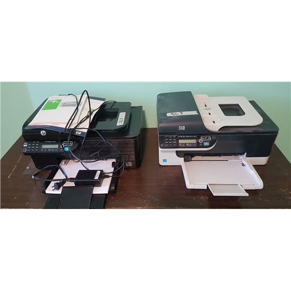 2 All In One Printers  (Working When Stored)