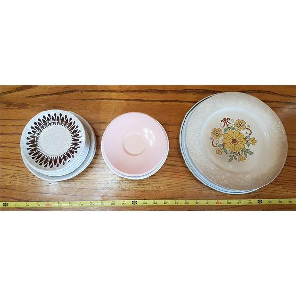 Lot Dishware (Some Japan)