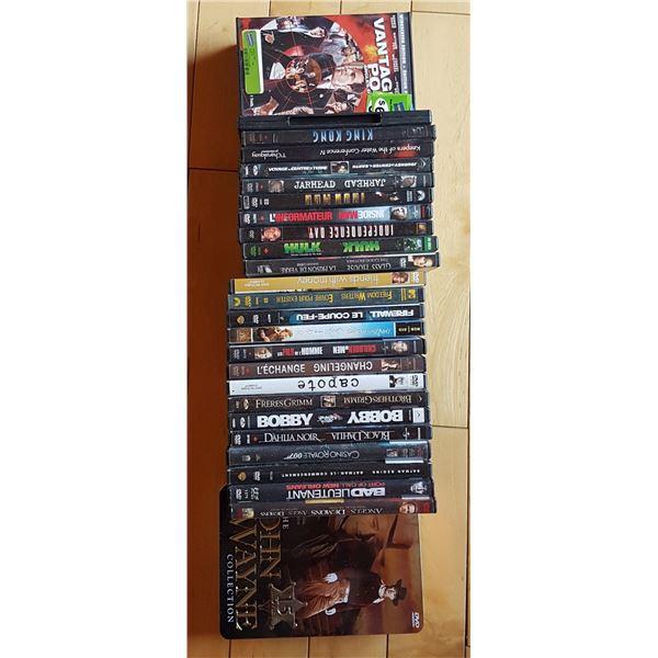 Lot DVD Movies