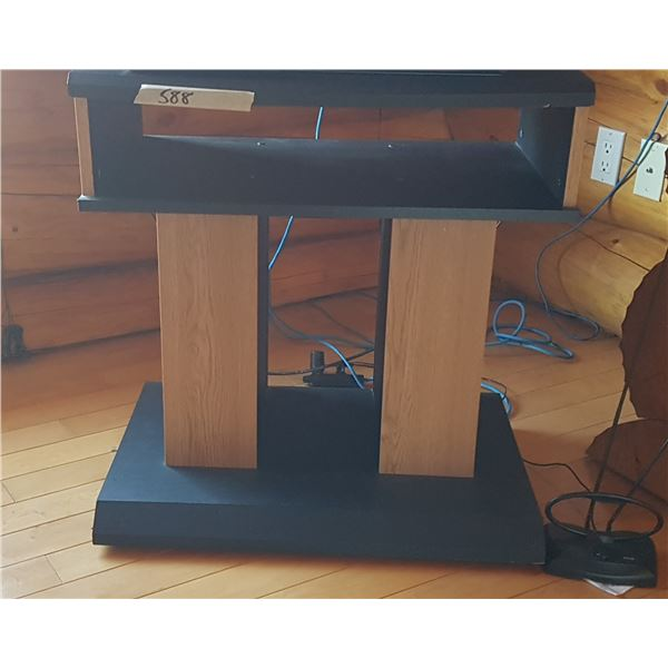 """TV Stand ( Stand Only No Components) 16"""" X 26"""" X 27"""""""