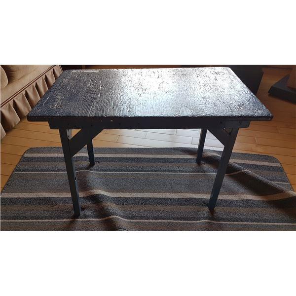 "Rustic Handmade Coffee Table 18"" X 30"" X 21"""